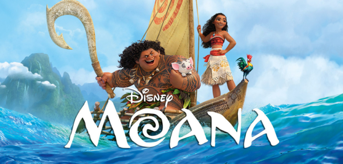 Moana: Disney Does It Again