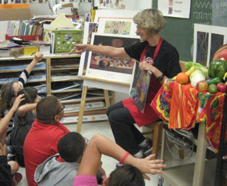 LCU People: Distinguished Artist Joins Faculty to Lead Art Programs